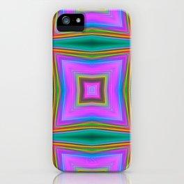 saturn 12 boxes iPhone Case