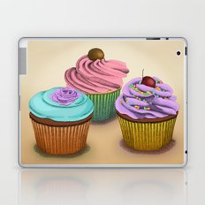 Cupcakes!  Laptop & iPad Skin