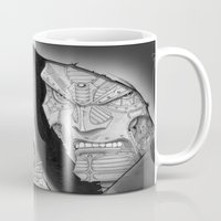 doom Mugs featuring Doom! by GraphixRob Studios