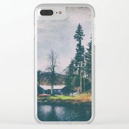 Loch Ness,Scotland Clear iPhone Case