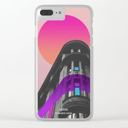DÜSSEL Clear iPhone Case