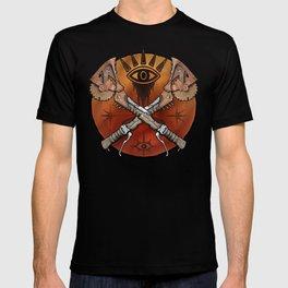 Borderlands Psycho Buzz Axe T-shirt