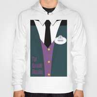 haunted mansion Hoodies featuring The Haunted Mansion Uniform by Tom Storrer