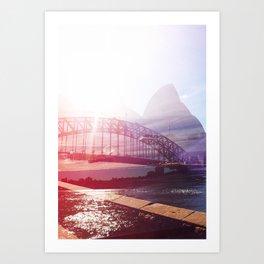 World Series: Sydney II Art Print