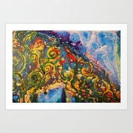 Cornucopia Art Print