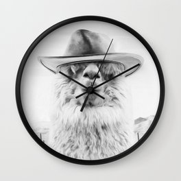 JOE BULLET Wall Clock