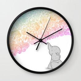 Exaile Wall Clock
