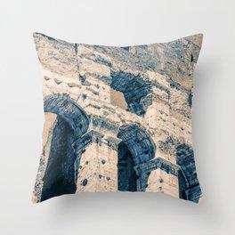 Colosseum - Rome Throw Pillow