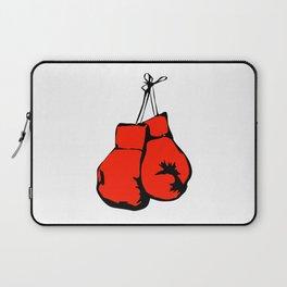 Hanging Boxing Gloves Laptop Sleeve