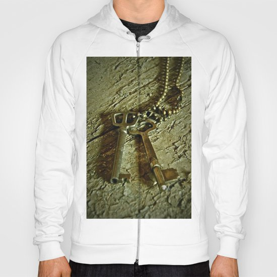 Keys to the Past Hoody
