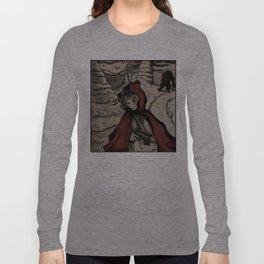 Le Petit Chaperon Rouge Long Sleeve T-shirt