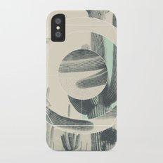 Saguaro Sun iPhone X Slim Case
