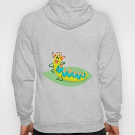 Poisonous Caterpillars Hoody