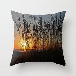 Come the Dawn Throw Pillow