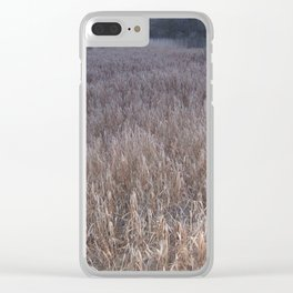 More Dead Reeds Clear iPhone Case