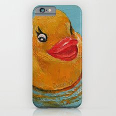 Rubber Duck Slim Case iPhone 6
