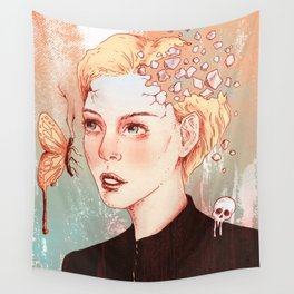In Existence Wall Tapestry