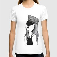mad hatter T-shirts featuring MAD HATTER by ZOBOHO
