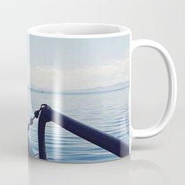 Taupo boat trip Coffee Mug