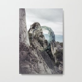 Gate #3 Metal Print