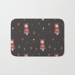 Little Red Riding Hood Bath Mat