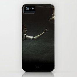 abyss of the disheartened : X iPhone Case