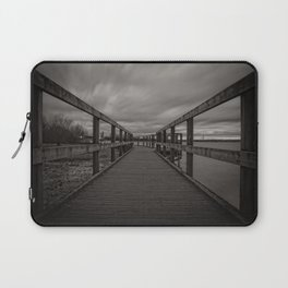 Chasewater Broadwalk Mono Laptop Sleeve