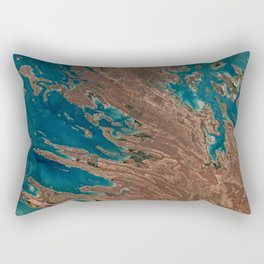 Kimberley Coast Australia Rectangular Pillow
