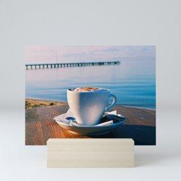 Greek coffee Mini Art Print