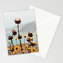 Yellow Dreamland Stationery Cards