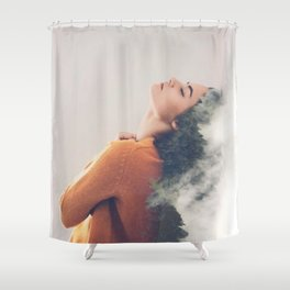 It consumes me Shower Curtain