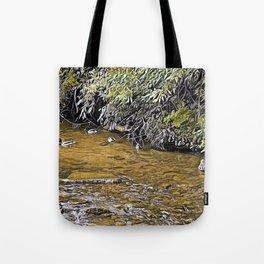 Mallard Creek 1 (Early Autumn) Tote Bag