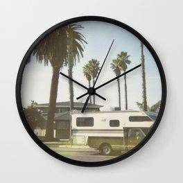 California Dream Wall Clock