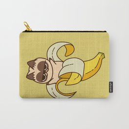 banana Cat Fruits food cats Carry-All Pouch