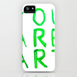 Truth is iPhone Case