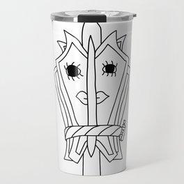 I Carry Mace Travel Mug