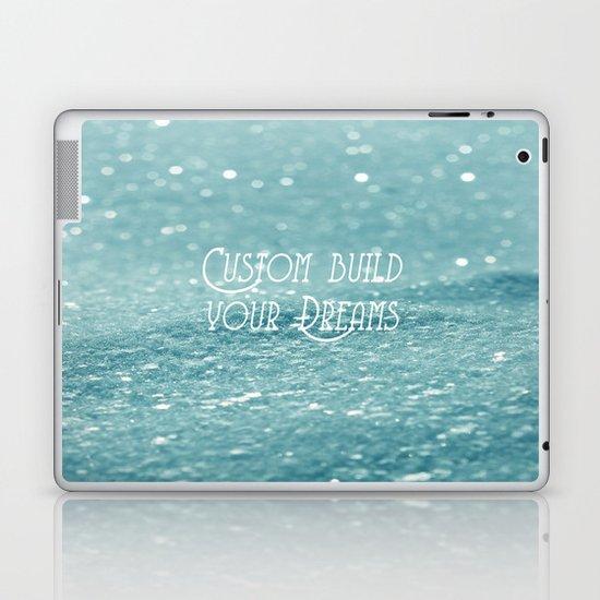 Custom Dreams Laptop & iPad Skin