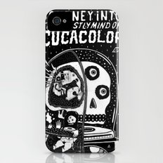 journey in to the ghastly mind of cucacolor iPhone (4, 4s) Slim Case