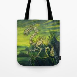 King of the Crystal Wastelands Tote Bag