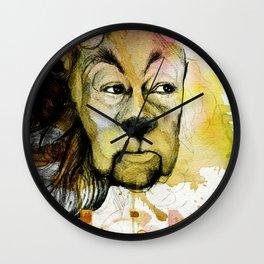 Cowardly Wall Clock