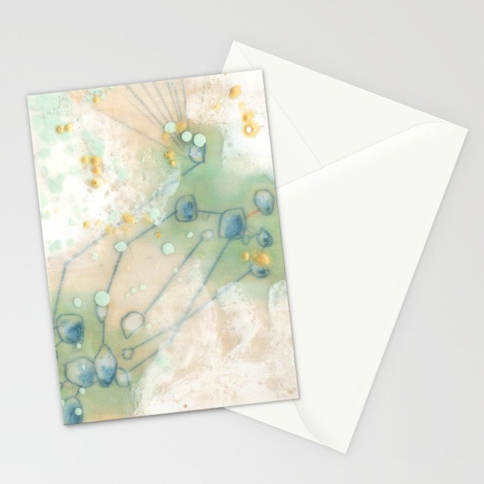 The Splitting of Yourself in Two (The Sweven Project) Stationery Cards