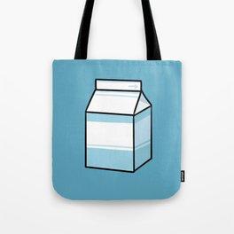 Milk Carton Tote Bag