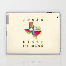 Texas State Of Mind Laptop & iPad Skin