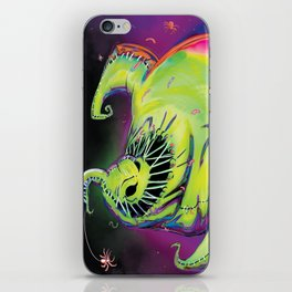Oogie Boogie iPhone Skin