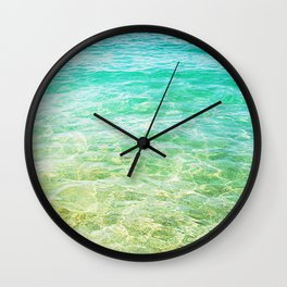 Exactly Like That Wall Clock