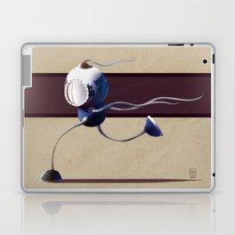 Run, Robot, Run! Laptop & iPad Skin