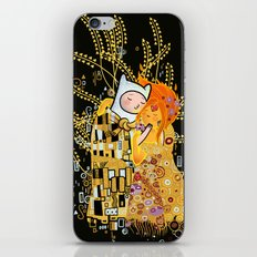 Dat Kiss iPhone Skin