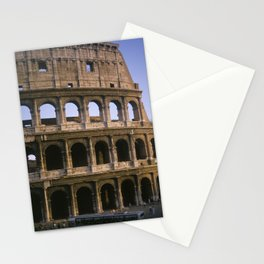 The Colosseum in Rome. Stationery Cards