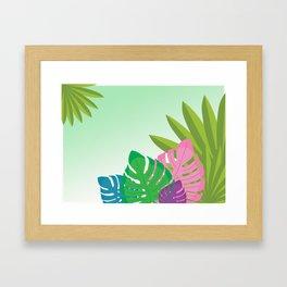 Jungle fever Framed Art Print