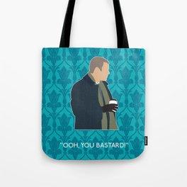 The Empty Hearse - Greg Lestrade Tote Bag